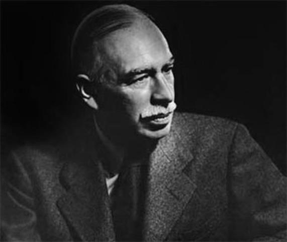 John Maynard Keynes 1883-1946