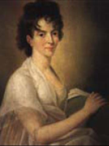 Se casa con Constance Weber