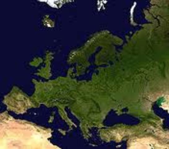 Wolfgang Amadeus Mozart inicío su primera gira Europea