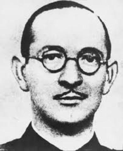 Asesinato del teniente Castillo.