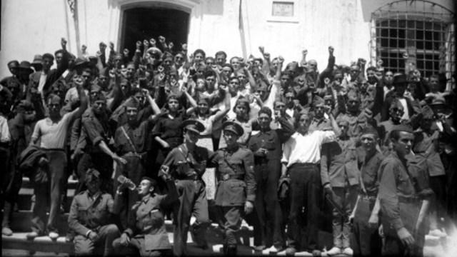El ejército de Marruecos iniciaba la rebelión.