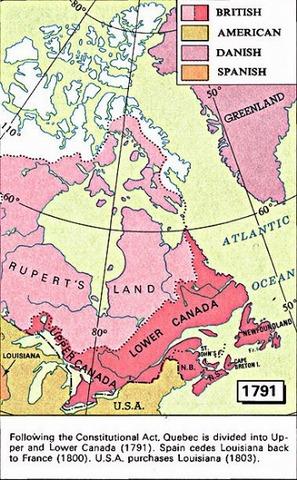 L'union de Haut-Canada et Bas Canada pt 1.