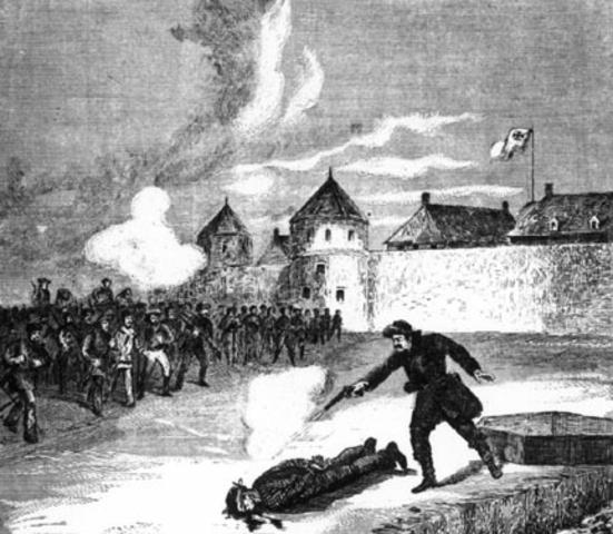 La Rébellion de la rivière Rouge pt. 4