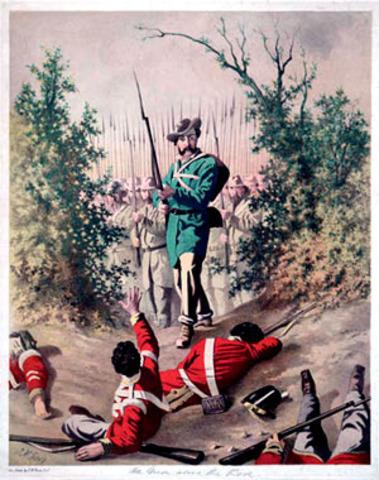 Rebellion du Nord-Ouest  pt. 2