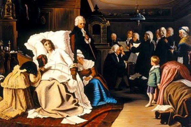 Muerte de Wolfgang Amadeus Mozart
