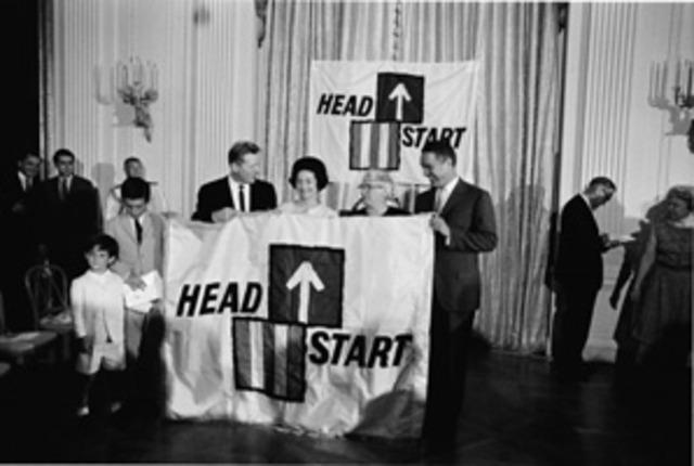 Economic Opportunity Act Amendment (Head Start)