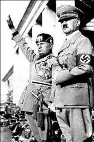 Fascismo por Europa
