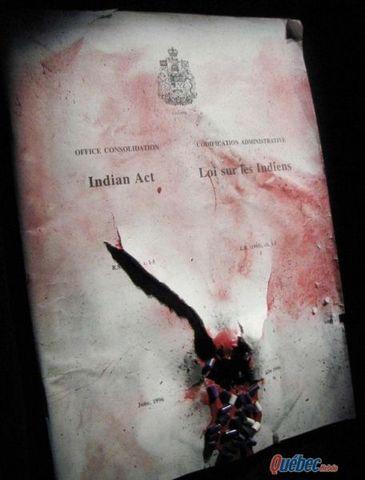 Loi sur les Indiens pt. 1