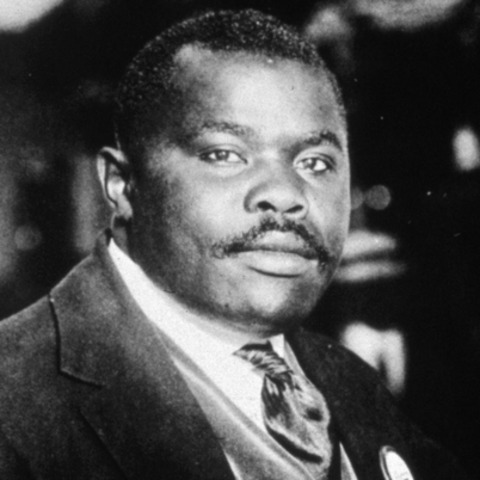 UNIA founded by Marcus Garvey.