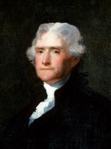 Jefferson begins his campaign for education