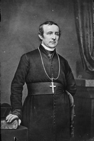 John Hughes begins campaign for catholic schooling