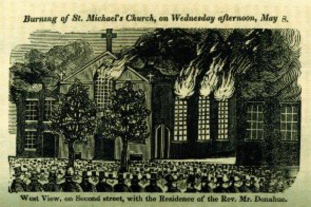 Philadelphia Bible Riots