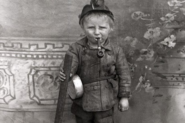 Federal law banning child labor