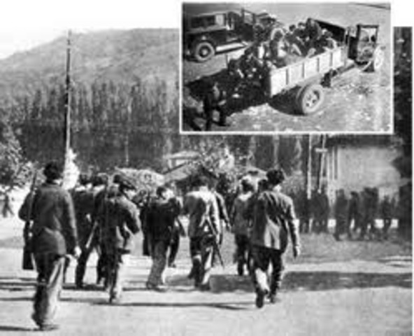 La rebelión de Asturias