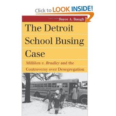The Detroit School Busing Case