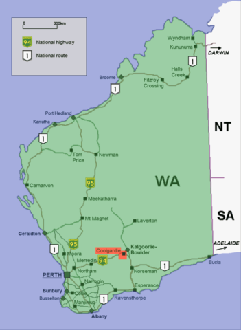 Gold Discovery In Western Australia