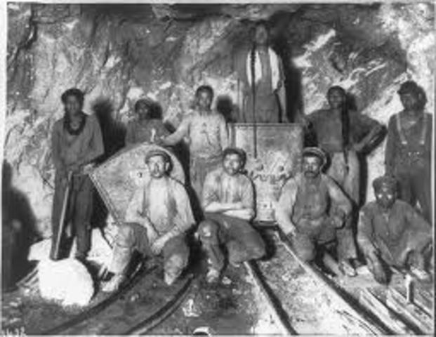 Gold Discovered in South Africa