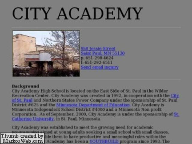First Charter School