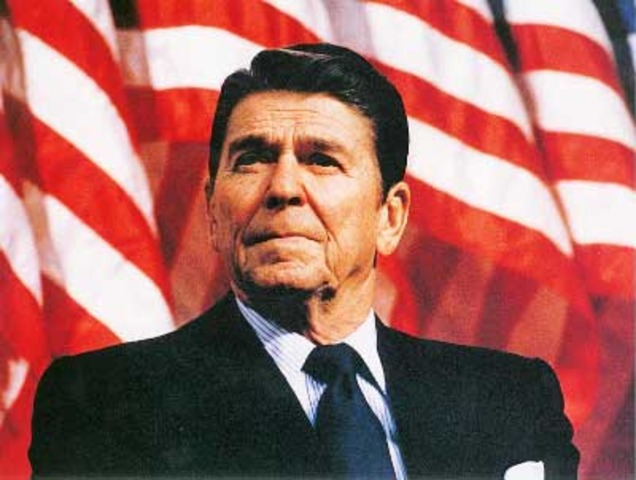 Reagan blames the Civil Rights Act for poor school performance