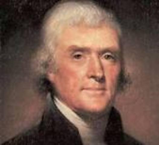 Thomas Jefferson's Education Bill