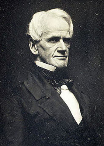 Horace Mann appointed First Secretary of Education