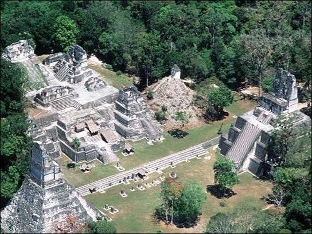 CIVILIZACION ANTIGUA: LOS MAYAS