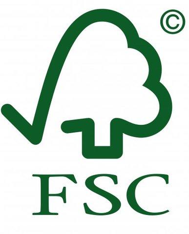 FSC logo research for Dan