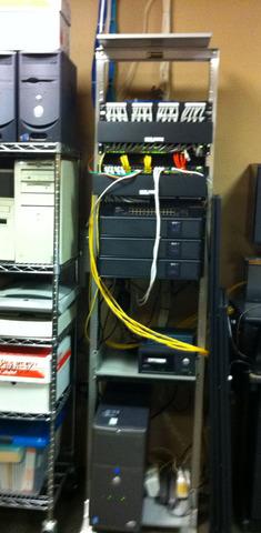 Network Rack rebuild
