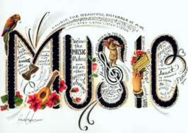 History of Music - (1)