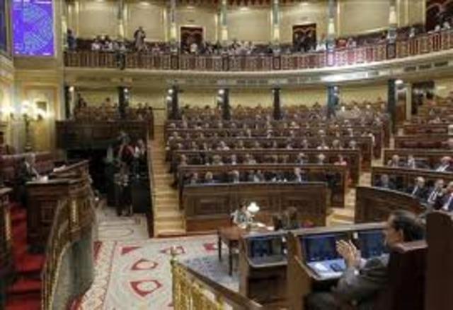 Elecciones generales a Cortes.