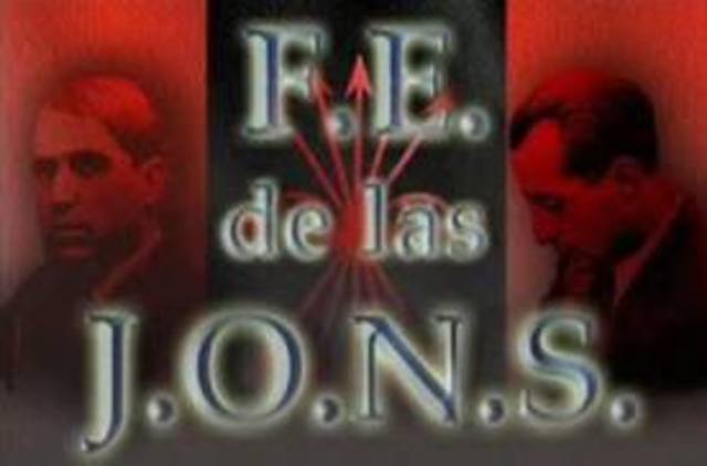 Fusión de Falange Española con las JONS