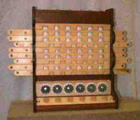 se fabrican una serie de calculadora multiplicadora