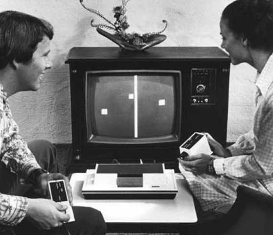 las primeras consolas para el publico en el mercado