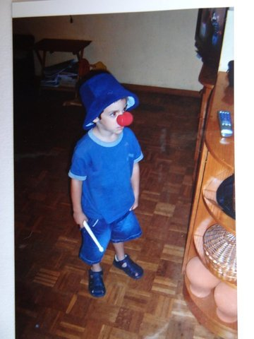 Quan tenia 5 anyets
