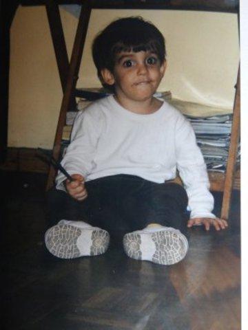 Quan tenia 4 anys