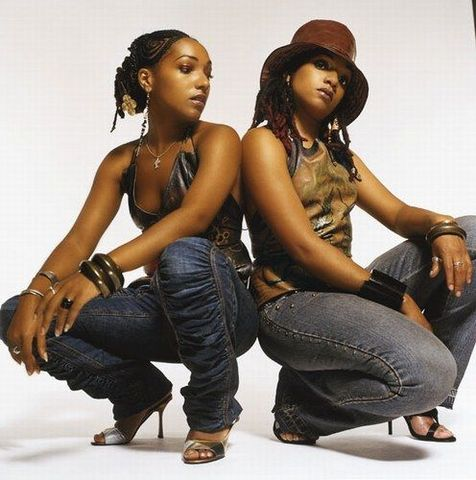 Les Nubians play at the The Afrotainment Museke Awards
