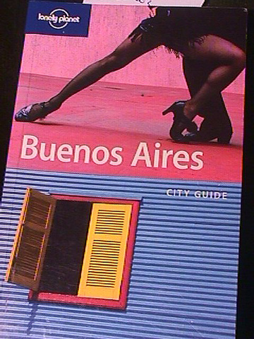 Buenos Aires's Bob Frassinetti & Lonely Planet