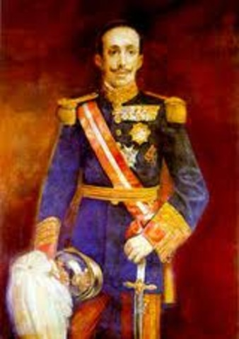 Abdicacion de Alfonso XIII