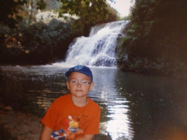 Quant tenia 8 anys.