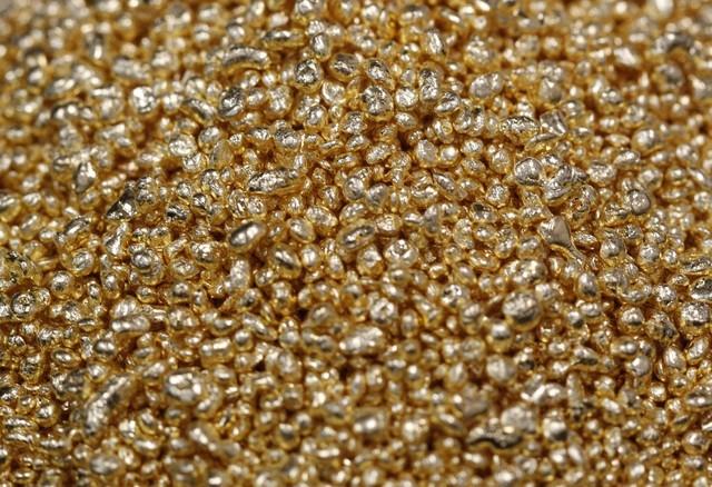 Gold discovered in Alaska.