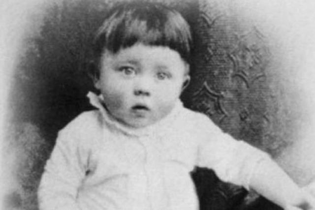 Hitler was born