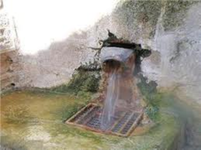 The First Geothermal Heating System created in Chaudes-Aigues, France