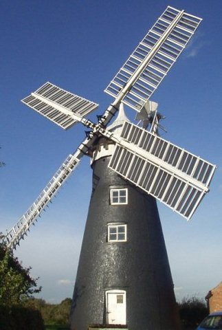 Windmill Is Starting to Become Popular