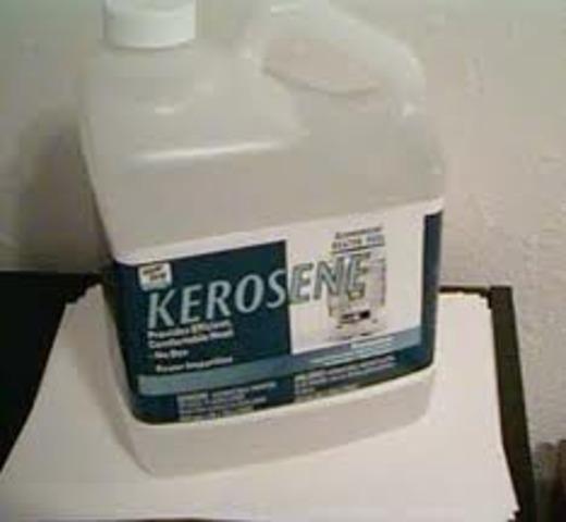 Process to convert crude oil to kerosene discoverd