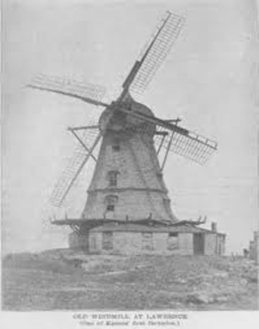 First Windmill to Generate Electricity Developed in Cleveland, Ohio