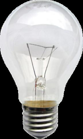 Thomas Edison demonstrates his lightbulb