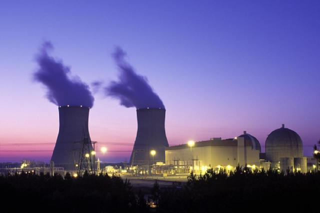First Nuclear Power Plant in the US