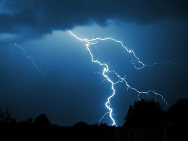 Ben Franklin Discovers That Lightning is Electricity
