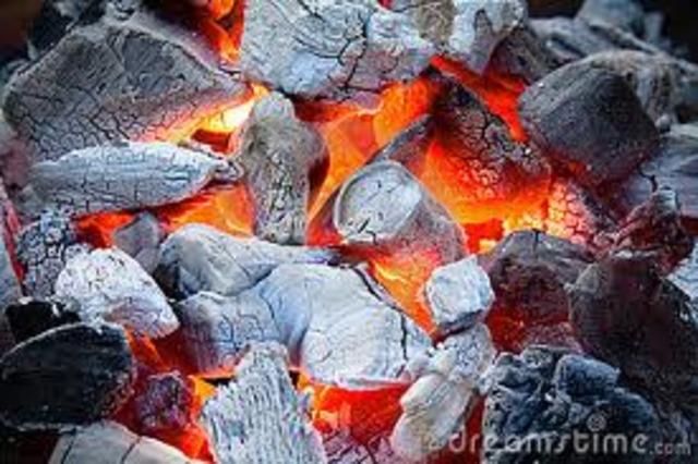 Roman first use of coal