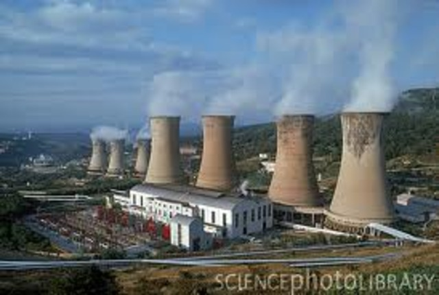 First geothermal plant built in Italy